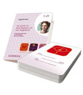 Energ. Cards Mary-Magdalene Symbols Ingrid Auer Engel - 1