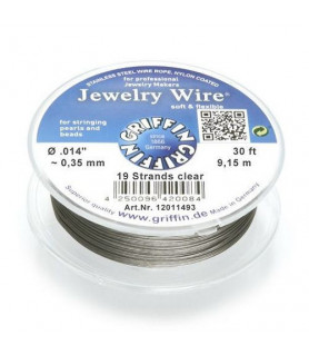 Jewellery wire 0,35mm Griffin - 1