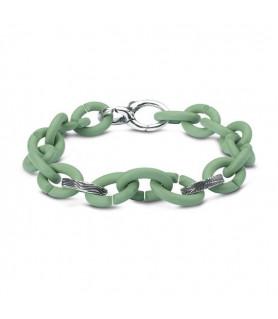 X Jewellery by Trollbeads - Rubber X - mint green X Jewellery - 1