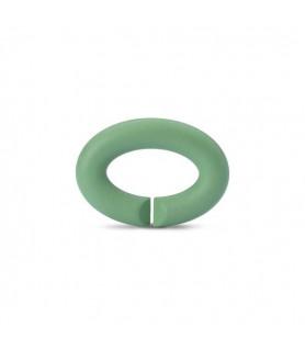 X Jewellery by Trollbeads - Rubber X - mint green X Jewellery - 2
