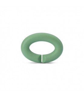 Kautschuk Link, mintgrün X Jewellery - 2