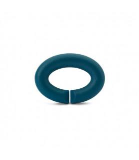 Kautschuk Link, Deep Petrol X Jewellery - 1
