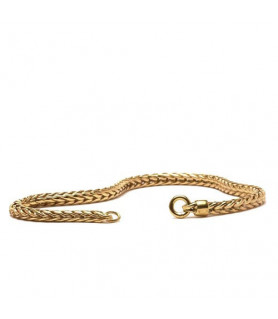 Trollbeads Bracelet - Gold 585 Trollbeads - das Original - 1