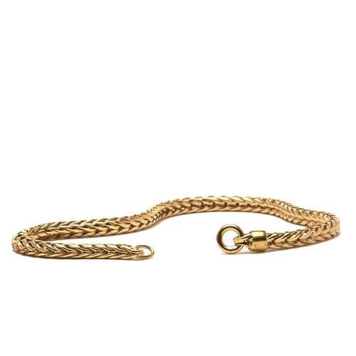 Armband, Gold 585 Trollbeads - das Original - 1
