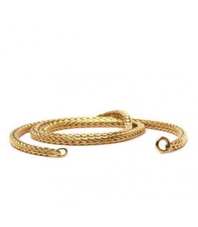 Halskette, Gold 585 Trollbeads - das Original - 1