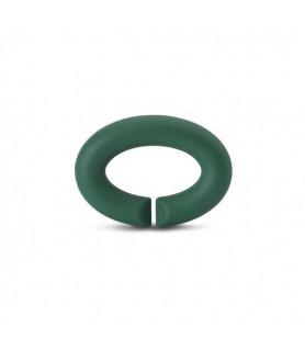 Kautschuk Link, grün X Jewellery - 1