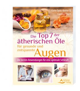 Die Top 7 der ätherischen Öle für gesunde und entspannte Augen  - 1
