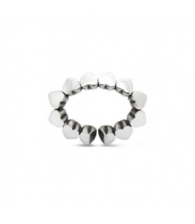 X Jewellery by Trollbeads - Blown Away, Single Silver Link X Jewellery - 1