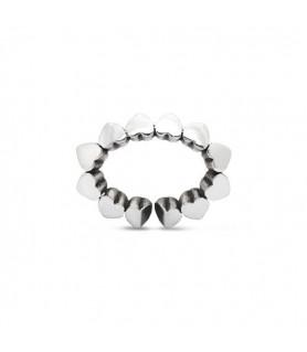 Blown Away, Single Silver Link X Jewellery - 1