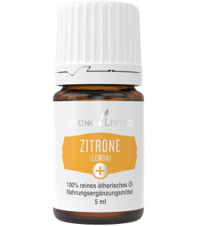Lemon + Young Living Young Living Essential Oils - 1