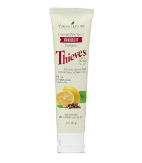 Thieves AromaBright® Zahnpasta Young Living Essential Oils - 1