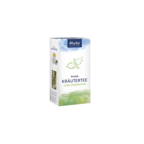 Alvito mein Kräutertee 40 Teebeutel Alvito - 1