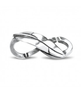 Freed Feather, Double Silver Link X Jewellery - 1