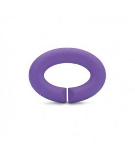 Kautschuk Link,  Velvet Lilac X Jewellery - 1