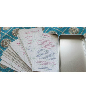 Young Living Essential Oil Blend Card Set Young Living Essential Oils - 1