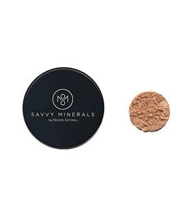 Savvy Minerals Bronzer - Crowned all over Young Living Essential Oils - 1