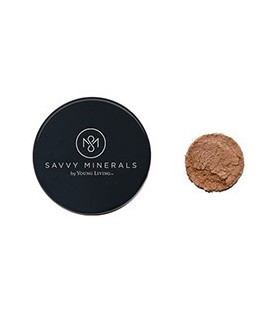 Savvy Minerals Bronzer - Summer Loved Young Living Essential Oils - 1