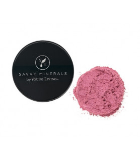 Savvy Minerals Blush – Charisma Young Living Essential Oils - 1