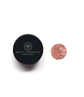 Savvy Minerals Blush - I Do Believe You're Blushin Young Living Essential Oils - 1