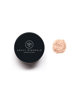 Savvy Minerals Foundation Powder - Cool No 2 Young Living Essential Oils - 1