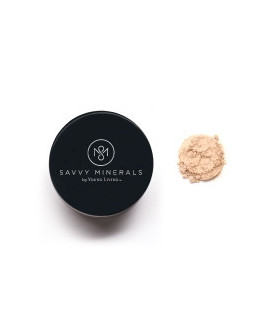 Savvy Minerals Foundation Powder - Warm No 2 Young Living Essential Oils - 1