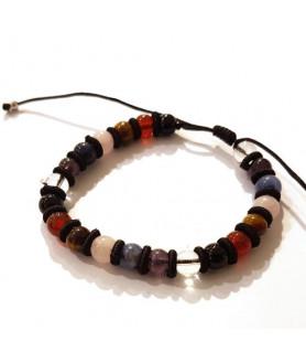 Heilstein-Armband Colore Steindesign - 1