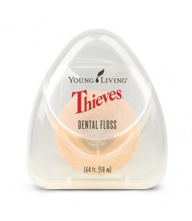 Thieves Dental Floss - Young Living, 1 piece Young Living Essential Oils - 1