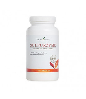 Sulfurzyme - Young Living MSM Complex Young Living Essential Oils - 1