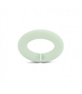 X Jewellery by Trollbeads - Rubber X, Mint Green X Jewellery - 1