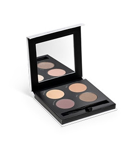 Savvy Minerals Eyeshadow-Palette Natural Quartz Young Living Essential Oils - 1