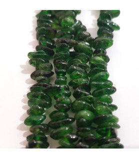 Chromium diopside strand chips  - 1