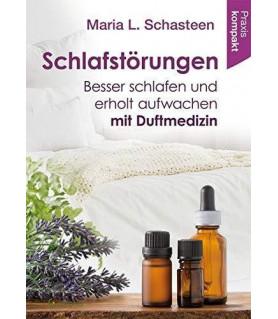 Schlafstörungen - Besser schlafen mit Duftmedizin  - 1