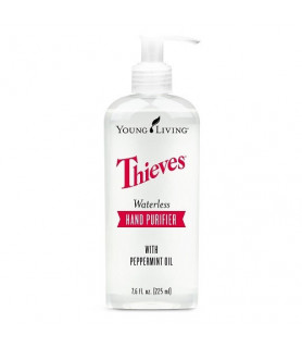 Thieves Hand Cleansing Lotion Refill Young Living Young Living Essential Oils - 2