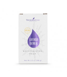 Lavender Oatmeal Seife Young Living Essential Oils - 1
