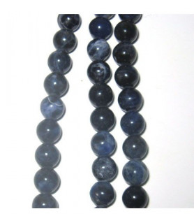 copy of Sodalite ball strand 8mm  - 1