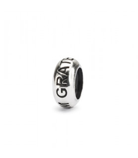 I am Grateful Spacer Trollbeads - das Original - 1