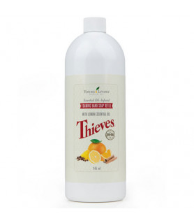 Thieves Foaming Hand Soap Refill - Young Living Young Living Essential Oils - 3