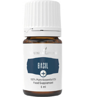 Basil (Basil)+ 5ml - Young Living Young Living Essential Oils - 1