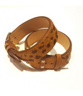 Leder Armband Safari  - 2