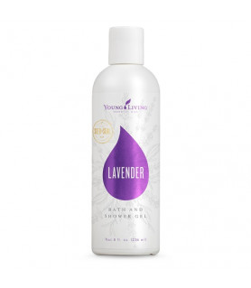 Lavendel Bade- und Duschgel Young Living Essential Oils - 1