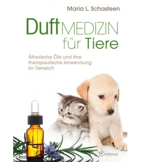 Duftmedizin für Tiere  - 1