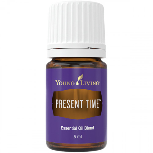 Present Time Young Living Essential Oils - 1