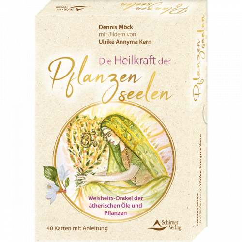 »Kartenset: Die Heilkraft der Pflanzenseelen«  - 1