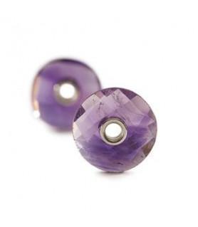 Trollbeads Amethyst Earrings Trollbeads - das Original - 1
