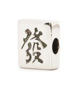 Glücksbote Mahjong - limitiert Trollbeads - das Original - 1