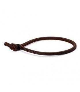 Trollbeads Leather Strap Single, brown Trollbeads - das Original - 1