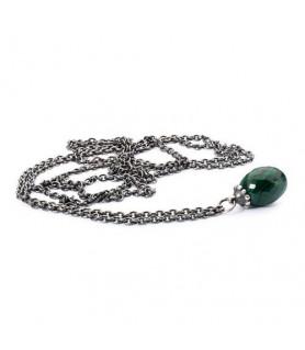Trollbeads fantasy necklace with malachite Trollbeads - das Original - 1