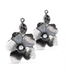 Trollbeads earrings flower of freedom Trollbeads - das Original - 1