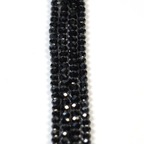 Spinel faceted, 3mm  - 1