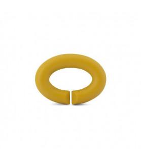 X Jewellery by Trollbeads Rubber Yellow X Jewellery - 1